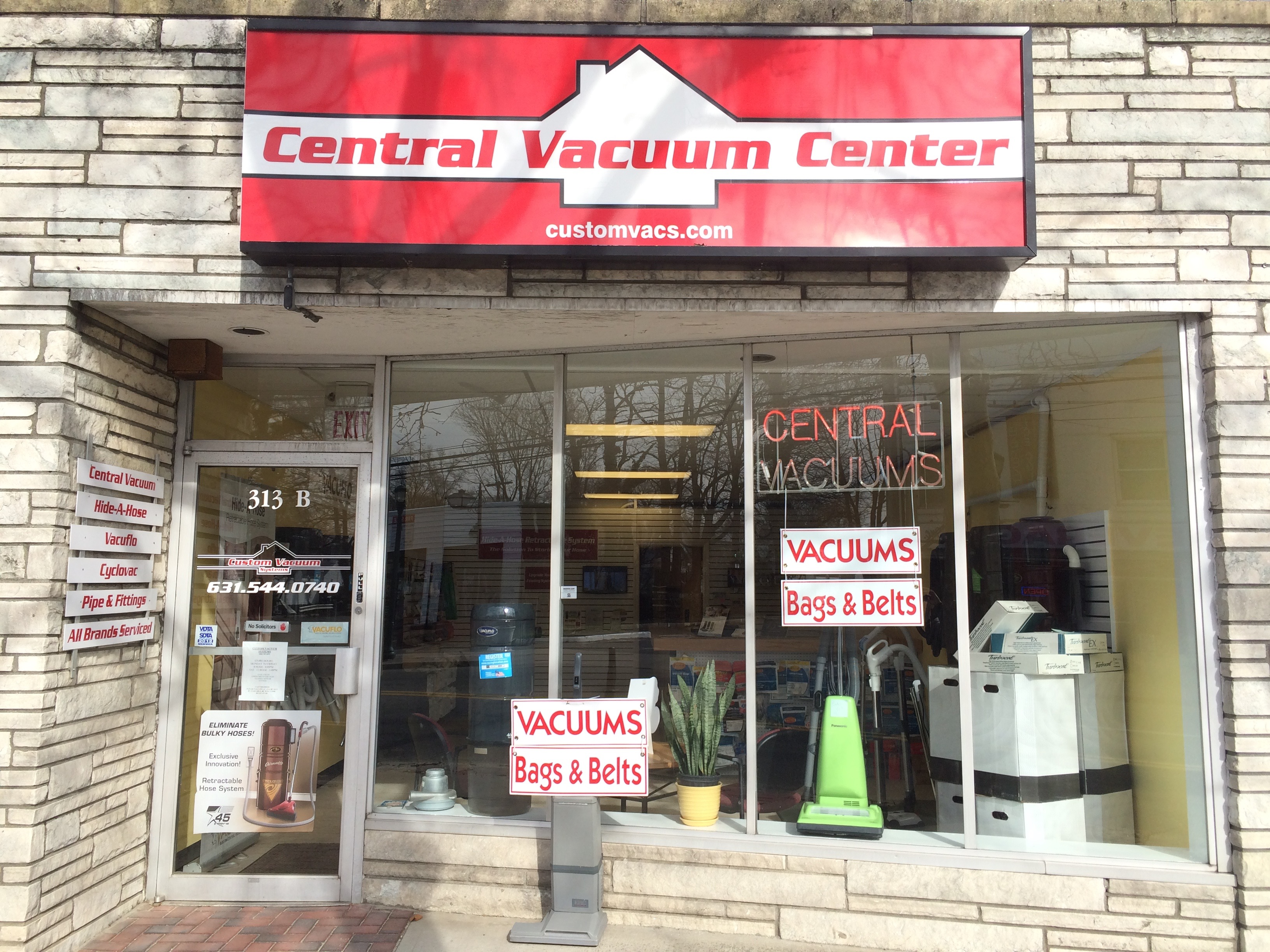 Vacuflo central vacuum repairs custom vacuum systems with over 50 years of experience we are the regional distributor and authorized dealer of vacuflo the premier of central vacuums we do not install them solutioingenieria Choice Image